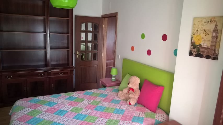 Coyote charming room excelent location in Coimbra - Coimbra - Apartment