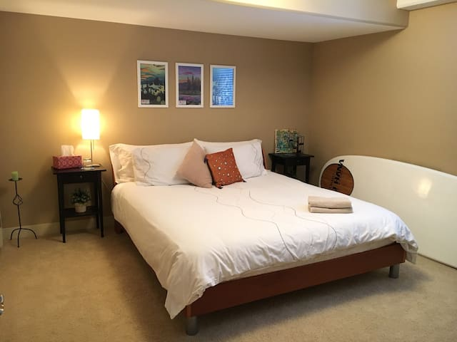 Bedroom 2 - with king bed