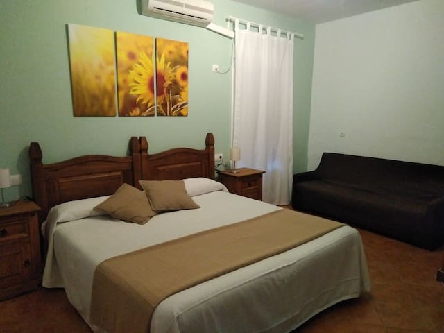 Alquiler de habitaciones (habitación 1)