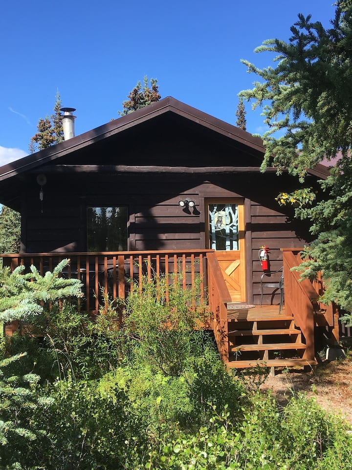 Carlo Guest Cabin - McKinley Creekside Cabins