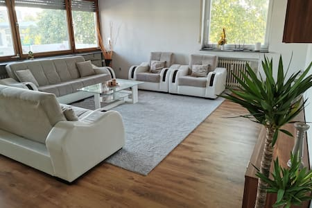 A beautiful, well maintained, big 93 m² apartment