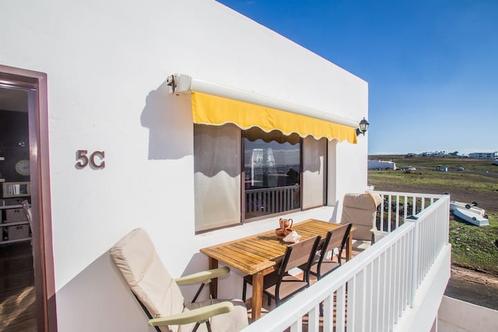 Casitas Playa Quemada - Casa Tara - Playa Quemada - Appartement