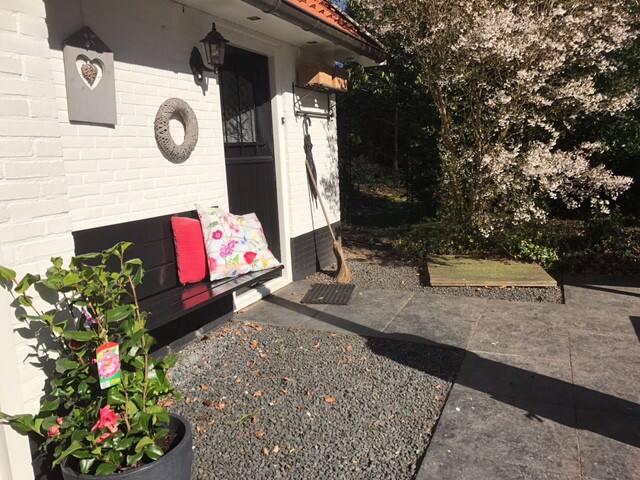 Tuincottage op ons prachtige landgoed op de Veluwe