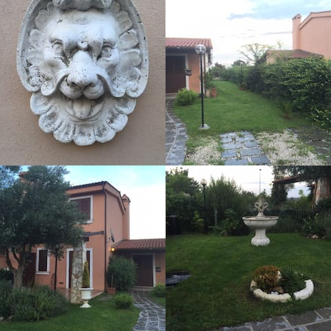 Roma Fiumicino - Aranova - Huis
