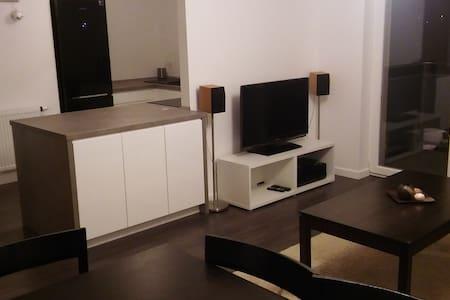 Comfortable apartment in Olsztyn – city of lakes - Olsztyn - Appartement