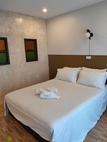 บ้านพัก Carejung