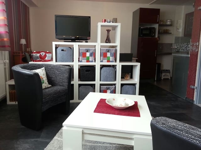Gemütliche Wohnung Mainz-Finthen/Cosy appartment - Mainz - Appartement