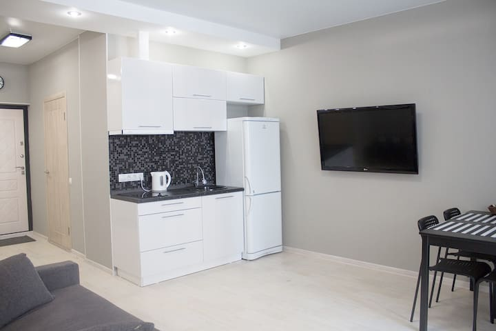 Апартаменты Изумрудный берег/Ap-t Izumrudni bereg