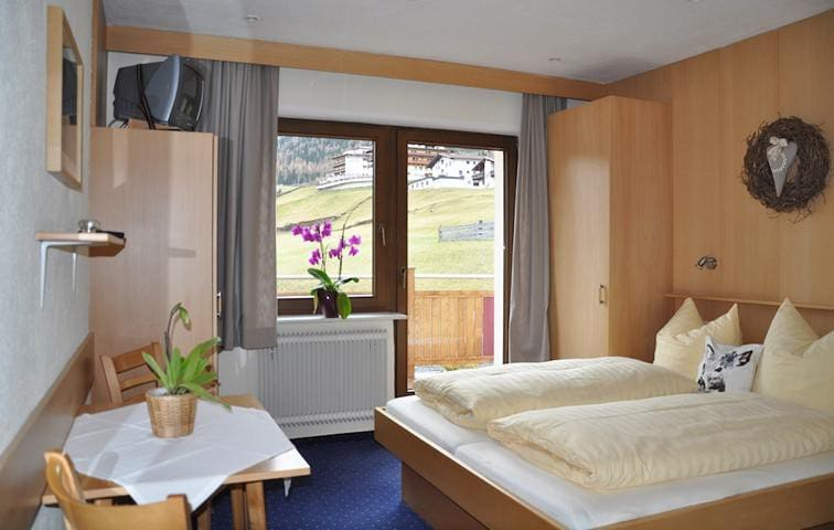 Haus Leo Sölden, Appartement 2 Personen