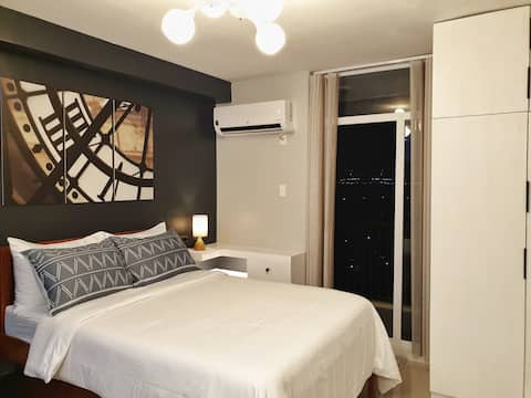 温馨优雅的公寓单元,可欣赏壮丽的景色