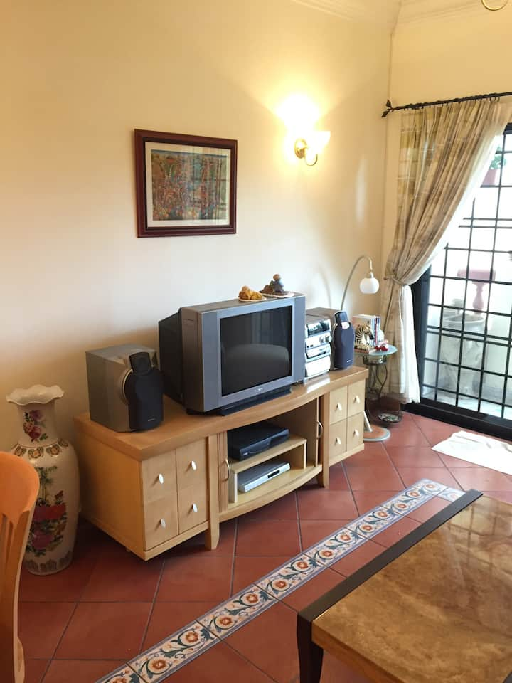 Gothong Jaya BungaRaya Apartment 2 bedroom