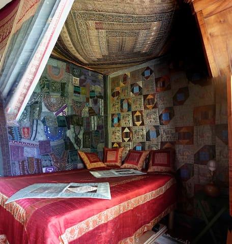 Belle chambre à louer en co-location occasionnelle