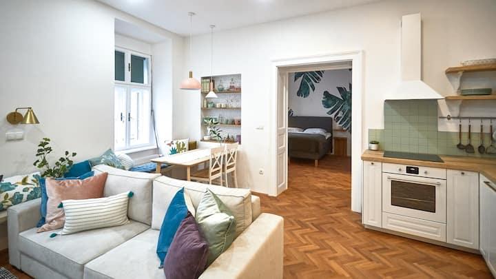 Apartment with sauna in Maribor city center