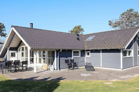 Balmy Holiday Home in Syddanmark with Sauna