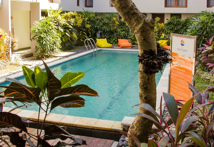 PROMO! Luxurious 4-person 2-storey LOFT! - Kuta - Loft