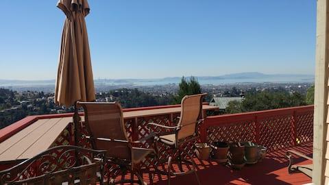Private Oakland Hills Escape!