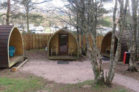 Glenmore Glamping Cabin 2