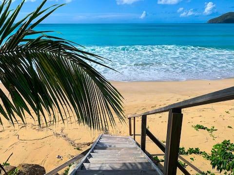 GreenLeafOasis#2 | Lélegzetelállító tengerparti kilátás