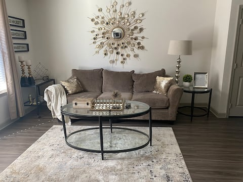 Lovely 1 bedroom apt minutes away from DFW Airport