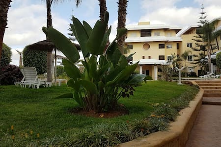 Joli appartement dans Résidence Golfique - Ben Slimane