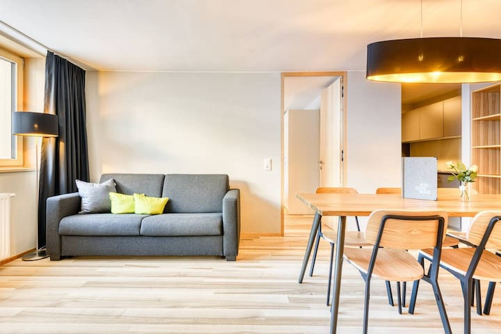 Apartment Typ 5 (4-6 People)