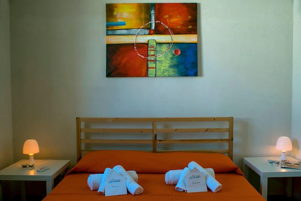 Camera da letto 1 vista 2