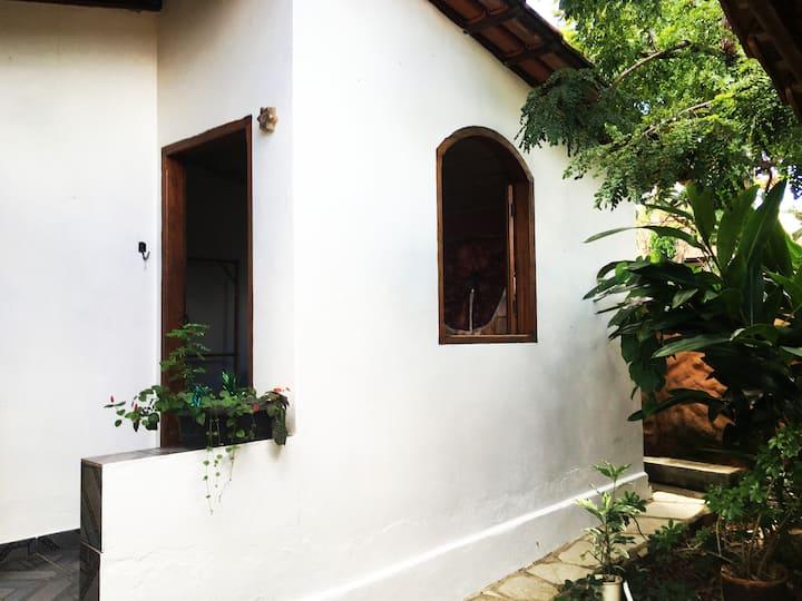 Backyard garden suite