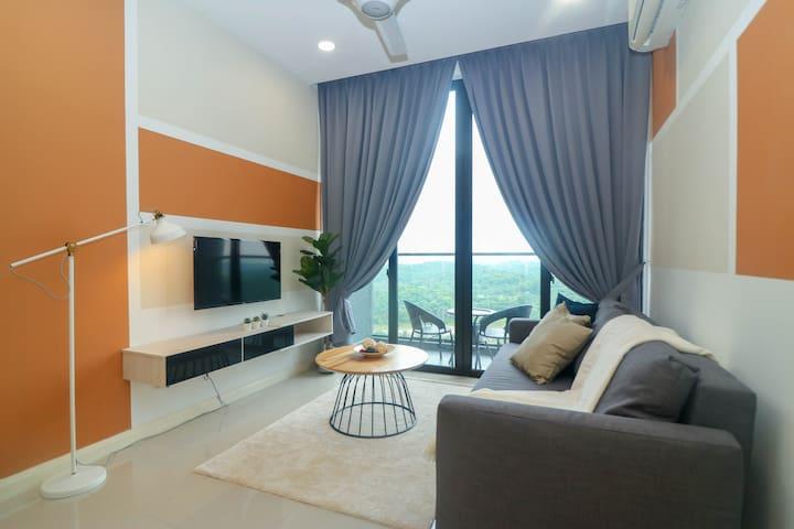 【Brand New!!】RentRadise Pumpkin Suite 【✈️Pickup】