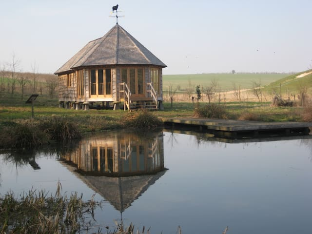 The Boathouse at Sheepdrove