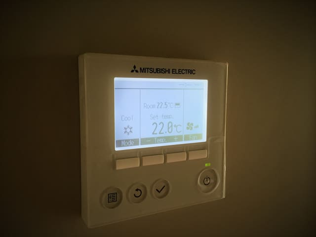 Ducted Full House Heating System