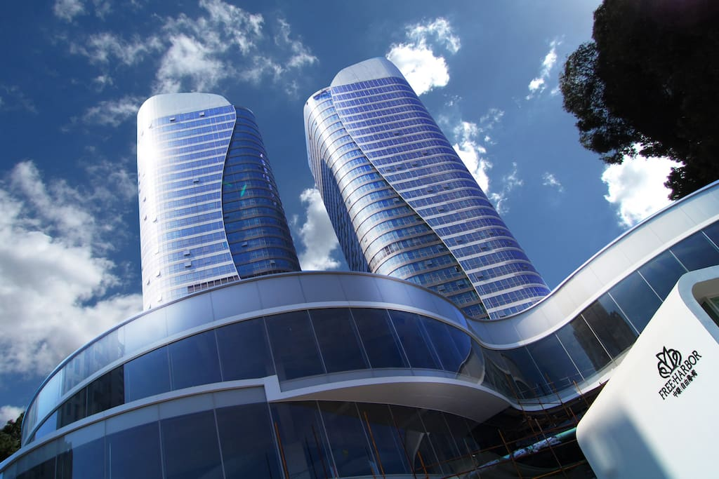 地标性建筑