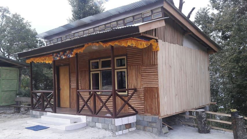 Private room in Khi gha thang resort and homestay. - Pelling - Hut