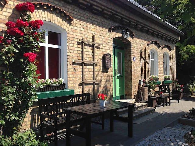 Kapitänsferienhaus – Flat Romantik