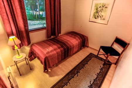 Single room near the lake + Sauna: Sevetin Rautu.