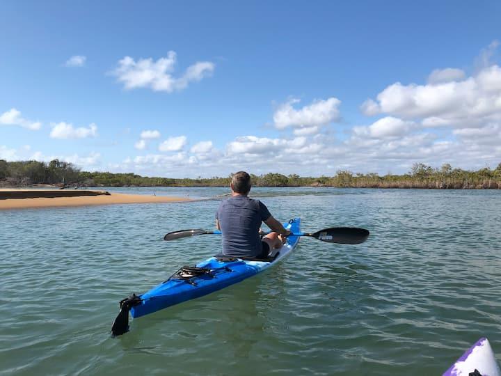 Svenki - Nature Lodge 70 acres Waterfront
