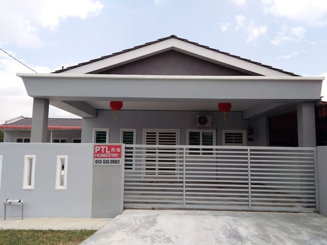 PTL Homestay - Ipoh - House