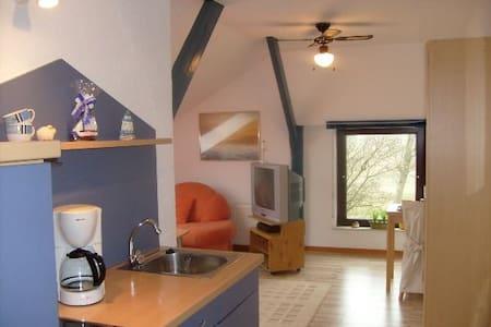 Gemütliches, sonniges Apartment, 5 Min zum Strand - Friedrichskoog - 公寓