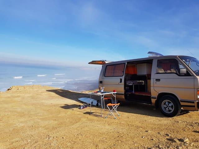 WonderVan - Adventure through Portugal