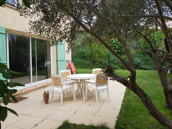 Charming villa in the heart of Provence