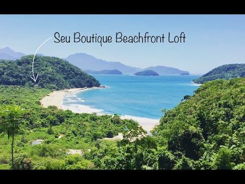 ROMANTIC BEACHFRONT GETAWAY - Loft 02