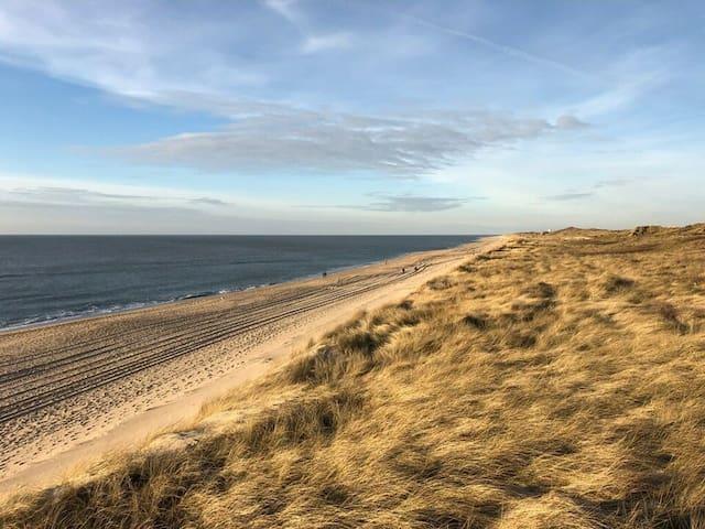 Strandhaus OG Düne - Dein Zuhause am Meer!