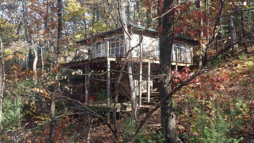 Rushing Creek Cabin - Cleveland - Chatka