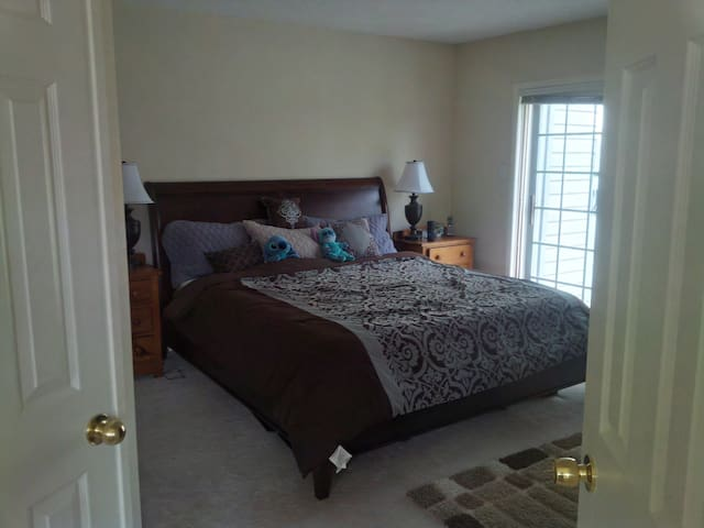 Master Bedroom by Blue Mountain Village
