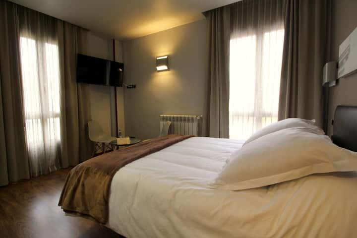 Habitación Doble Superior cama extragrande