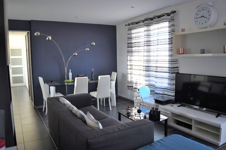 New apartment with terrace - Marseille - Marselha - Apartamento