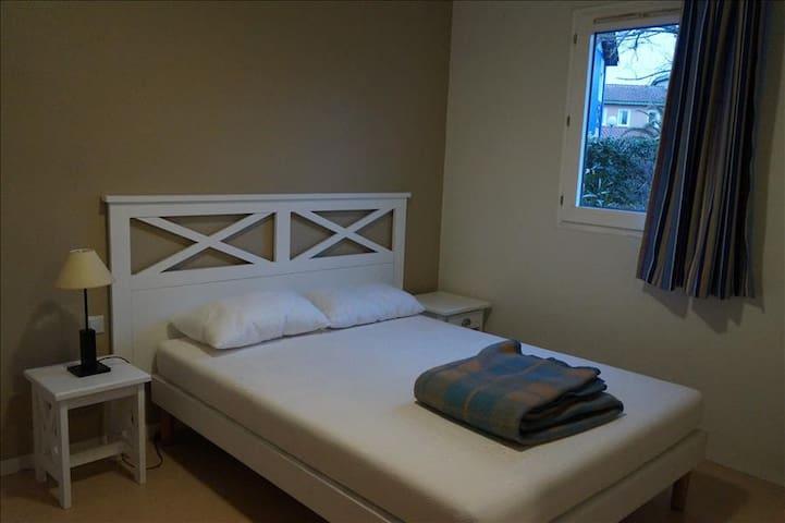 Sun Hols Villas du Lac 0.5 - 1 Bed Apartment in Eco Friendly Environment South West France Coast