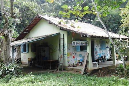 Aldeia Velha, Camping Hostel Aldeiar-te - RJ