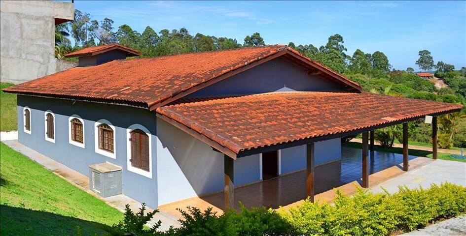 Villa  Canto do Rouxinol - Mairinque - Villa