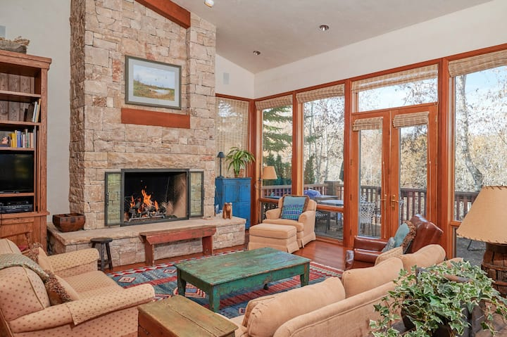 """""""Chalet Couchons"""" at Aspen Meadows Resort"""