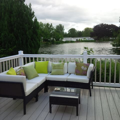 Lakeside East Haggerston Castle Holiday - Haggerston